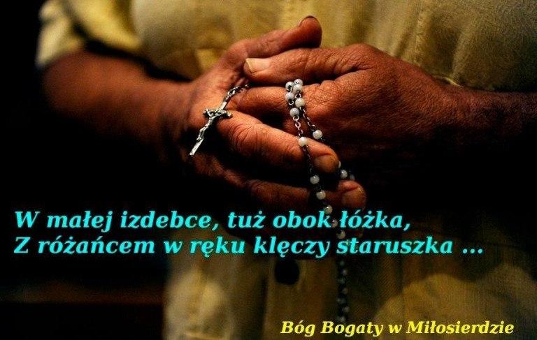 Piękny Wiersz O Różańcu Wspólnota Krwi Chrystusa Wkc