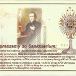 Sanktuarium Krwi Chrystusa-budowa świątyni